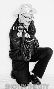 Photo of Jim James by Cabure A. Bonugli